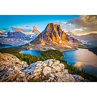 """Картина-раскраска Турбо """"Канада Британская Колумбия""""  40 х 50 см"""