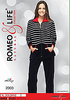 """Велюровый костюм """"Romeo&Life"""" XL,2XL,3XL Турция"""