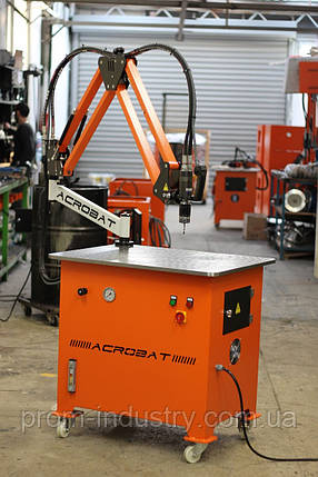 Гидравлическая резьбонарезная машина М5 - М16, фото 2