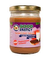 Арахисовая паста с черным шоколадом 250 мл / Энергетический пищевой продукт огромной ценности
