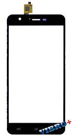 Тачскрин (сенсор) Jiayu S3, black (чёрный)