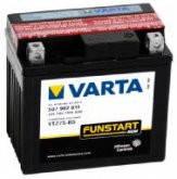 Мото аккумулятор Varta 12V 507 902 011-7Ач Funstart AGM (YTZ7S-4, YTZ7S-BS)