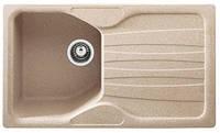 """FRANKE CALYPSO COG 611, обор., фраграніт, бежевий (в. 3½"""" і сифон у комплекті)"""