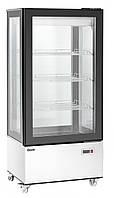 Витрина холодильная Bartscher Panorama 550L  700550