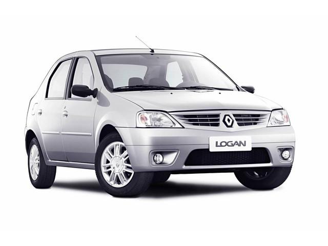 Renault Logan 2004-2010