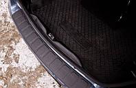 Накладка на порожек багажника Renault Logan 2004-2010 г.в. Рено Логан