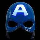 Маска супергероя Капитана Америка светится, фото 2