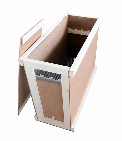 Ящик рамочный для перевозки пчелопакетов