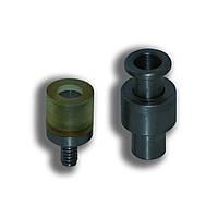 Матрица для установки хольнитенов 8 мм.(двухсторон.)
