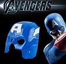 Маска супергероя Капитана Америка , фото 2