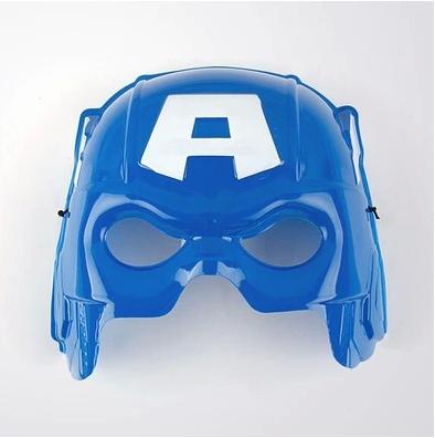 Маска супергероя Капитана Америка