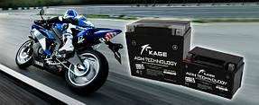 Мото аккумуляторы KAGE
