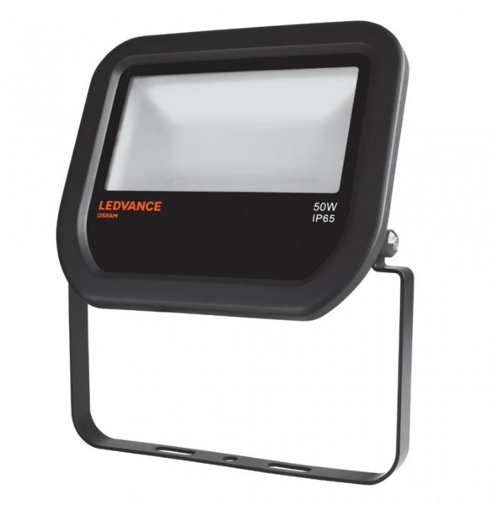 Светодиодный прожектор Floodlight LED 50W 5000 Lm 4000K IP65 Black OSRAM