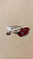 Наклейка 3D-хром R6