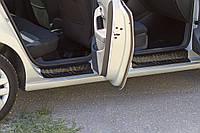 Накладки на внутренние пороги дверей Volkswagen Polo V 2009-2015 г.в. Поло