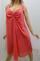 Женская ночная сорочка из гипюра, большие размеры