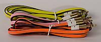 AUX Кабель шнур Аудио Стерео Jack - Jack 3,5 мм  1 м