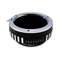 Адаптер переходник Minolta MD - Nikon 1 J1, кольцо