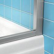 Душевая стенка Ravak APSS-80 satin+polystyrene Pearl 94040U0211