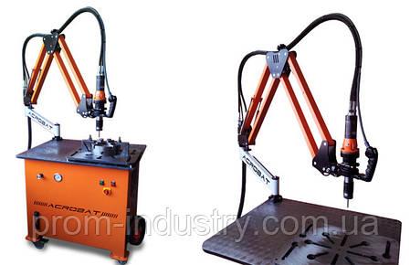Гидравлическая резьбонарезная машина М5 - М24, фото 2