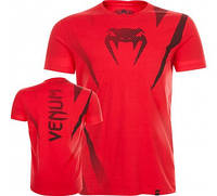 Оригинальная Футболка Venum Jaws T-Shirt Red