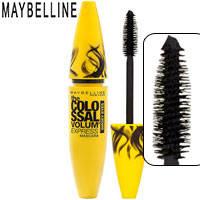 Maybelline - Тушь для ресниц the Colossal Volum Express Smoky Eyes (объемная)