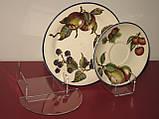 """Подставка для 3х тарелок и чашки """"Двойная"""" (акрил 3мм), фото 5"""