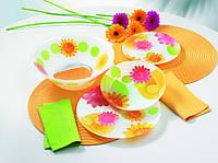Столовый сервиз на 19 предметов Luminarc Flowers Dream Orange