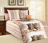 Тигрята, бязь ГОСТ (Метр пог. ткани (150 см))