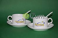 Кофейные чашки с логотипом, фото 1