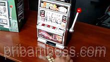 Копилка - игровой автомат «Однорукий бандит» Большой