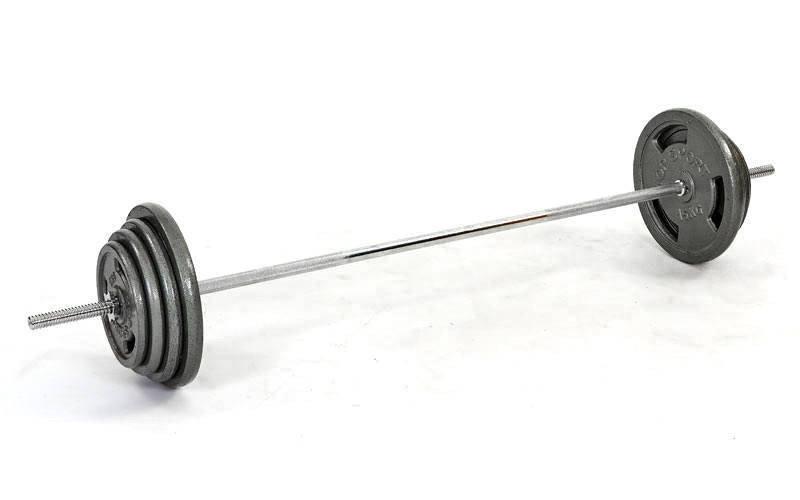 Штанга (стальные блины) 115 кг. Суперцена!