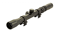 Прицел оптический 3-7X20-Tasco, для охоты и развлекательной стрельбы