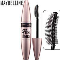 Maybelline - Тушь для ресниц Lash Sensational (объемная)