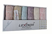 Набор бамбуковых полотенец 50х90 (6-шт) Levinda №332611