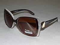 Солнцезащитные очки AOLIS поляризационные, коричневый цвет 750108