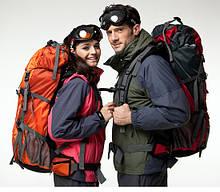 Похідні Рюкзаки та туристичні