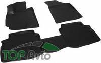 L.Locker Глубокие резиновые коврики в салон Geely Emgrand EC7