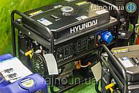 Генератор Hyundai HHY 7000FE ATS (5.5 кВт, автозапуск), фото 1
