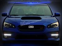 DRL штатные дневные ходовые огни LED- DRL для Subaru WRX 2014+