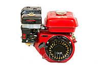 Двигатель WEIMA BT170F-Q (шпонка, вал 19мм), бензин 7.0 л.с.