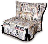 Кресло-кровать Аккордеон SMS Газета