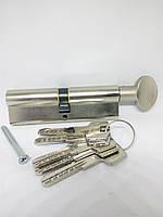 KALE цилиндр BM 68 (26+10+32)-5 ключей-никель