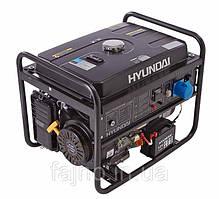 Генератор бензин-пропан-бутан Hyundai HHY 7000FGE Hybrid (5.5 кВт)