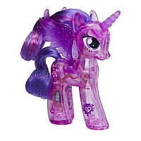 My Little Pony Май литл пони Принцесса Твайлайт Спаркл Искорка со светом Hasbro