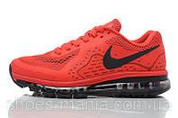 Мужские кроссовки Nike Air Max 2014 красные