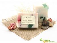 Мило Кхаді фруктовий мікс, Khadi Herbal Mix Fruit Soap, Мыло Кхади Фруктовый микс, Аюрведа Здесь