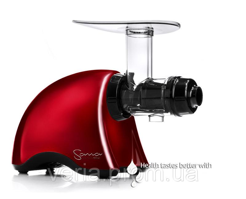 Sana Juicer by Omega EUJ - 707 Red. Новинка!