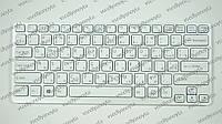 Клавиатура для ноутбука SONY (E14, SVE14) rus, white