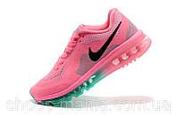 Женские кроссовки Nike Air Max 2014 розовые